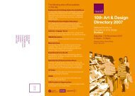 Expressive Arts & Design Education Exhibitions - The National ...