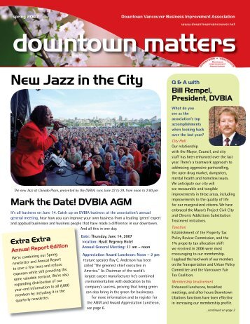 New Jazz in the City - Downtown Vancouver Business Improvement ...