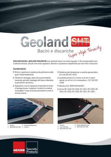 Geoland SHT - Texsa