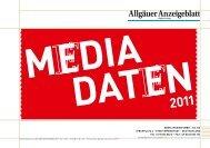 EbErl MEdiEn EbErl print EbErl OnlinE - Allgäuer Anzeigeblatt