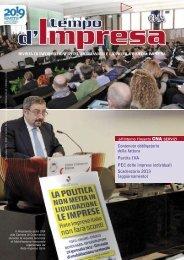 rivista di informazione per l'artigianato e la piccola e ... - CNA Ravenna