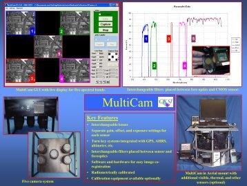 MultiCam Spec Sheet - TechExpo