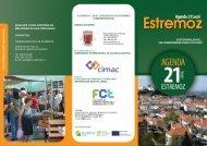 Folheto Agenda Estremoz.indd - Câmara Municipal de Estremoz