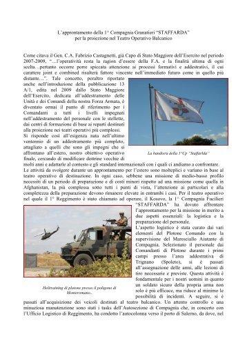 10.04.2011 - Associazione Nazionale Granatieri di Sardegna