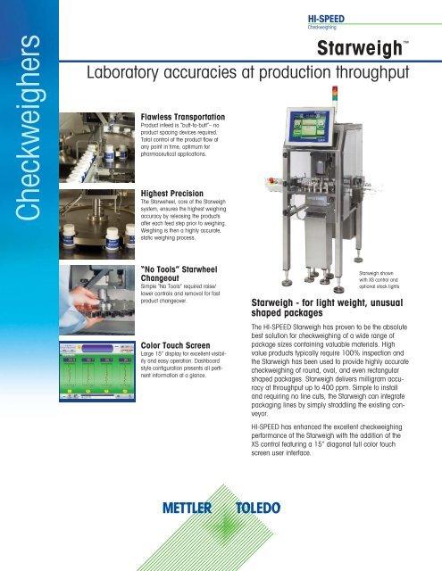 Brochure / Specs ( pdf) - Southeastern Packaging Equipment Sales
