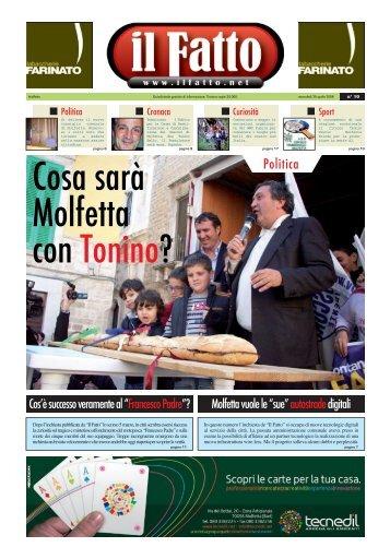 Politica - videomolfetta.org