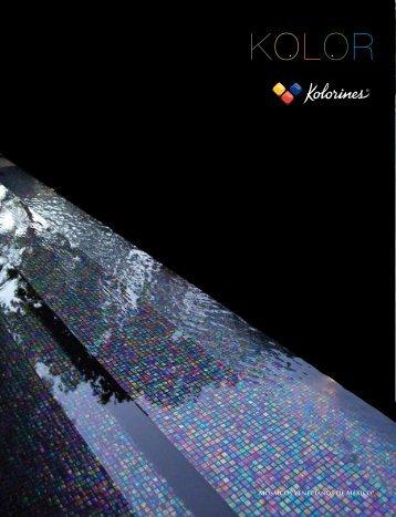 descargar folleto - MVM - Mosaicos Venecianos de México