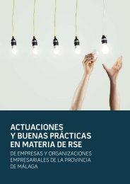 Actuaciones y buenas prácticas RSE - Diputación de Málaga