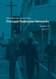 PPN Methodology - Victoria Walks