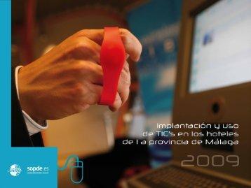 Implatanción y uso de las TICs en los