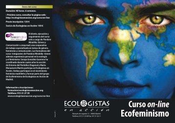 Ecofeminismo - Ecologistas en Acción