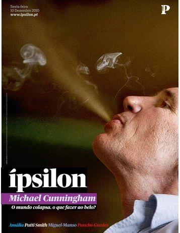 Michael Cunningham - Fonoteca Municipal de Lisboa