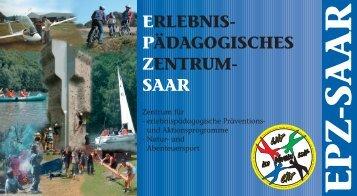 Broschüre EPZ-Saar - Wir im  Verein mit Dir e.V.
