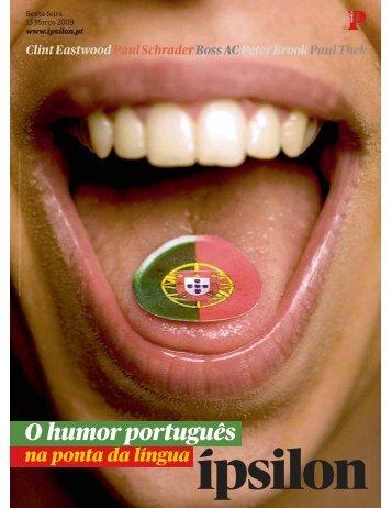 O humor português - Fonoteca Municipal de Lisboa