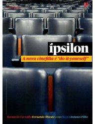 """A nova cinefilia é """"do-it-yourself"""" - Fonoteca Municipal de Lisboa"""