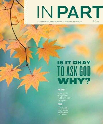 IS IT OKAY - Brethren in Christ Church
