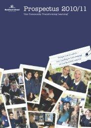 Prospectus 2010/11