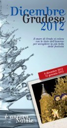 DICEMBRE GRADESE-110x210-2012-S-pagine ... - Grado.info