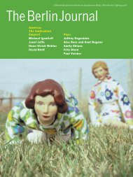 Spring 2003   Issue 6