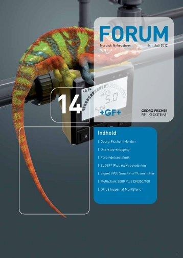 FORUM no. 14 - July 2012