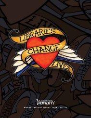 2011-2012 Annual Report - Tulsa City-County Library