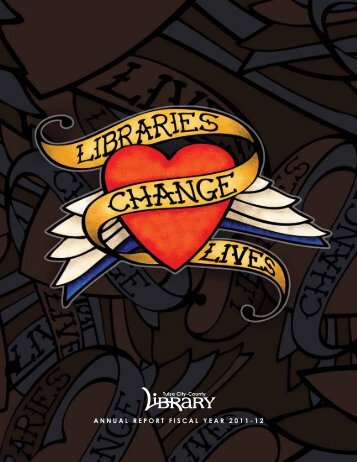 2011-2012 Annual Report - Tulsa City-County Library