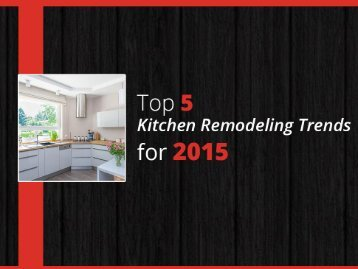 St Peters Kitchen Remodeling Ideas for 2015