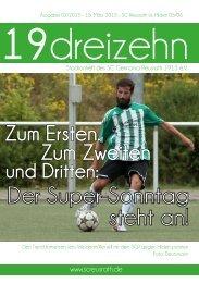 19Dreizehn - Ausgabe 09