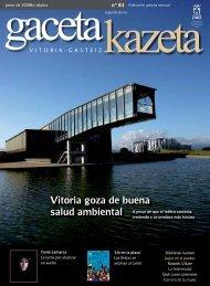Nº 83 - Ayuntamiento de Vitoria-Gasteiz