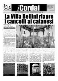 Desolazione e modernità di un parco del quotidiano - ANPI CATANIA