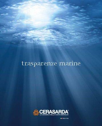 trasparenze marine