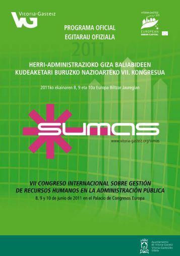 Programa en pdf - Ayuntamiento de Vitoria-Gasteiz