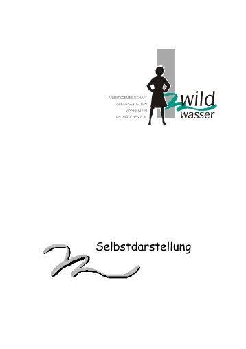 Selbstdarstellung - Wildwasser
