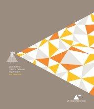 2009 Annual Report - Alberta Pensions Services Corporation