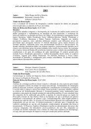 Autor: Fábio Roque da Silva Moreira Orientadores ... - OBT - Inpe
