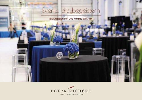 Events, die begeistern