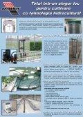 Proiectarea şi construirea sistemelor pentru irrigare - brinkman.ro - Page 2