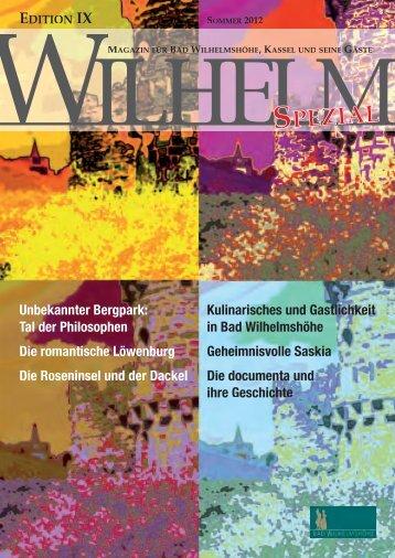 SPEZIAL - Wilhelm