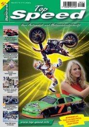 Top Speed Motorradtour - ALMOTO Motorrad Reisen