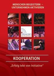 KOOPERATION - Bright Entertainment AG