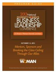 Presenters & Speakers - Diversity Woman