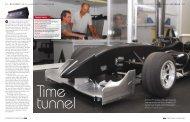 Tunnel spec - Professional MotorSport World Expo 2013