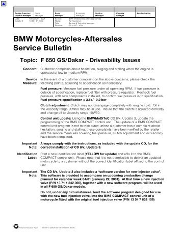 bmw gs adventure motorcycle a 30-year catalog - bmwmocm