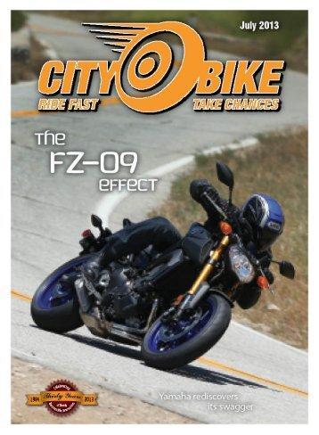 July 2013 - CityBike