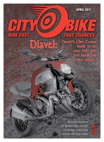 April 2011 - CityBike