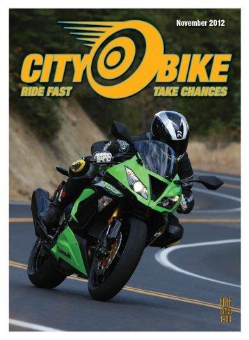 November 2012 - CityBike
