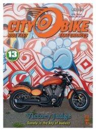 July 2012   3   CityBike.com