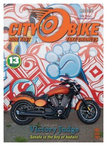 July 2012 | 3 | CityBike.com