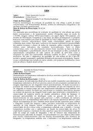 Autor: Vânia Aparecida Ceccato Orientadores: Celina ... - OBT - Inpe