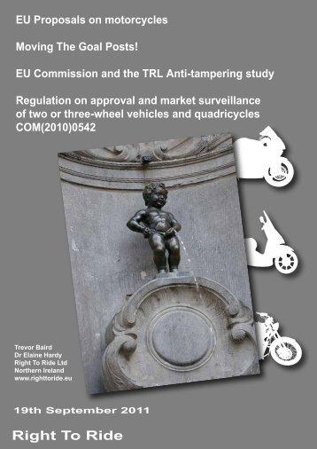 Right To Ride EU